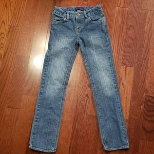 Girls size 8 Levi's jeans